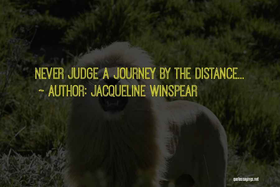 Jacqueline Winspear Quotes 441711