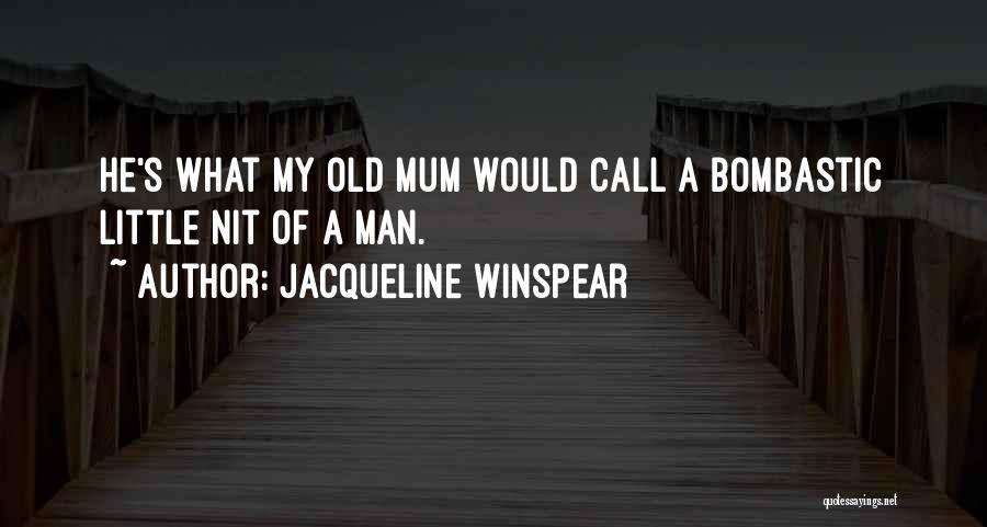 Jacqueline Winspear Quotes 455004