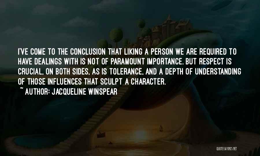 Jacqueline Winspear Quotes 509932