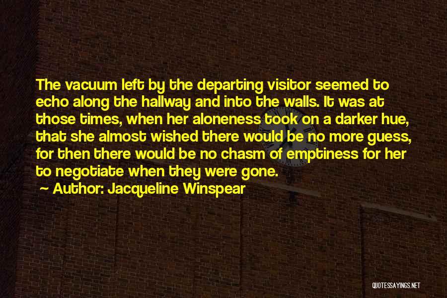 Jacqueline Winspear Quotes 604607