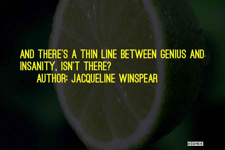 Jacqueline Winspear Quotes 624467