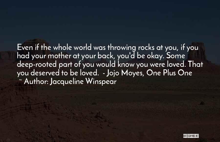 Jacqueline Winspear Quotes 78250