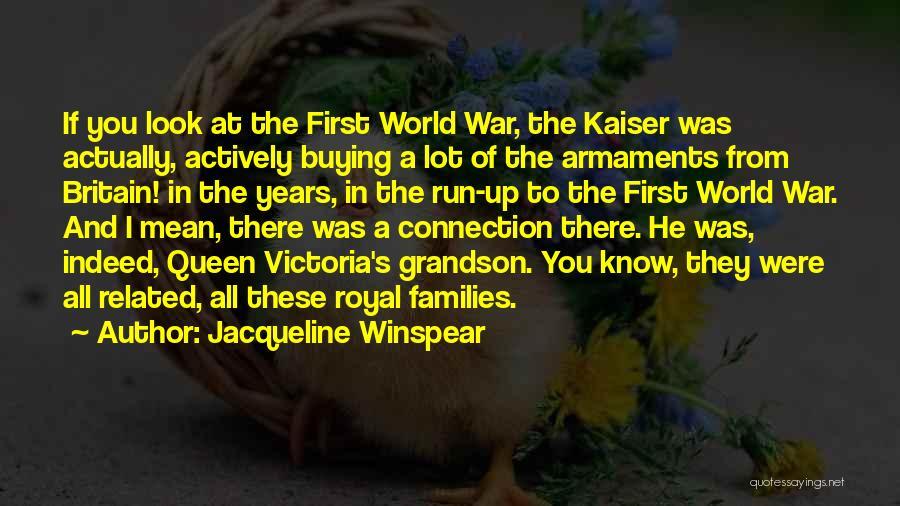 Jacqueline Winspear Quotes 846677