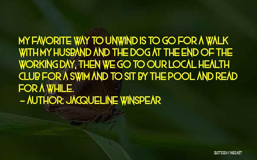 Jacqueline Winspear Quotes 880797
