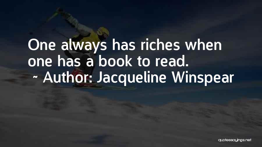 Jacqueline Winspear Quotes 943678