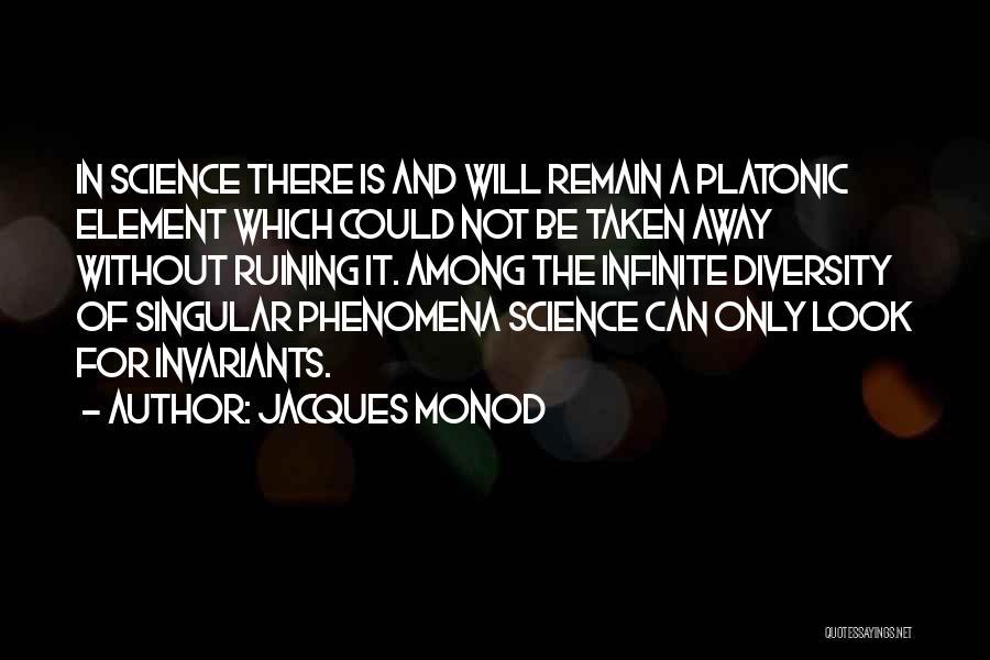 Jacques Monod Quotes 1284179