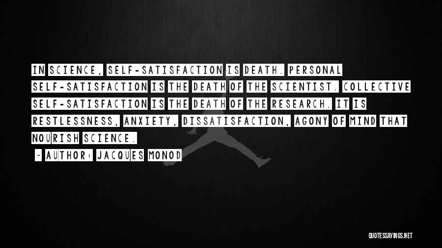 Jacques Monod Quotes 1438597