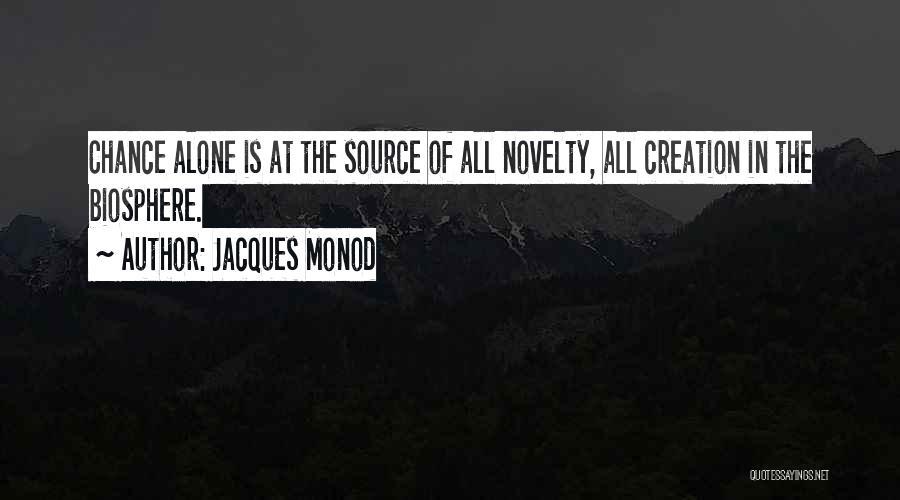 Jacques Monod Quotes 146919