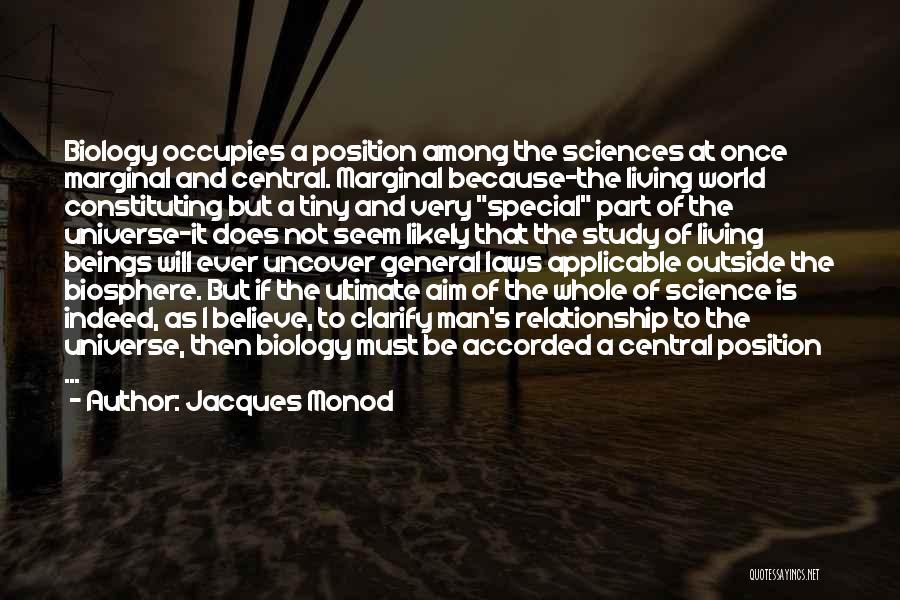 Jacques Monod Quotes 1756101