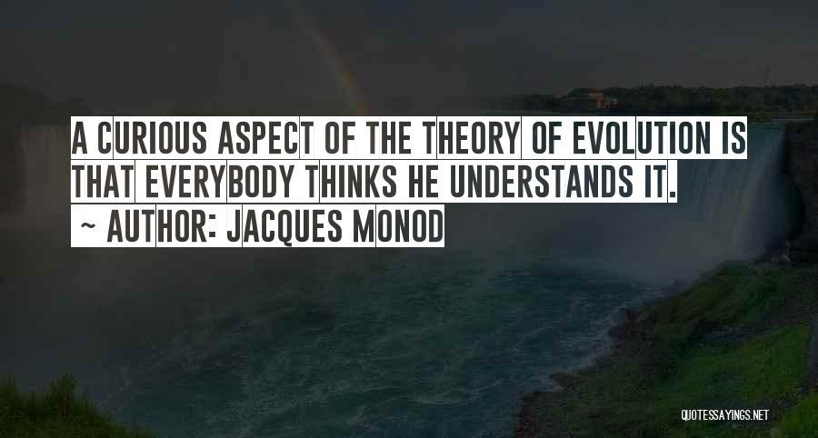 Jacques Monod Quotes 664589