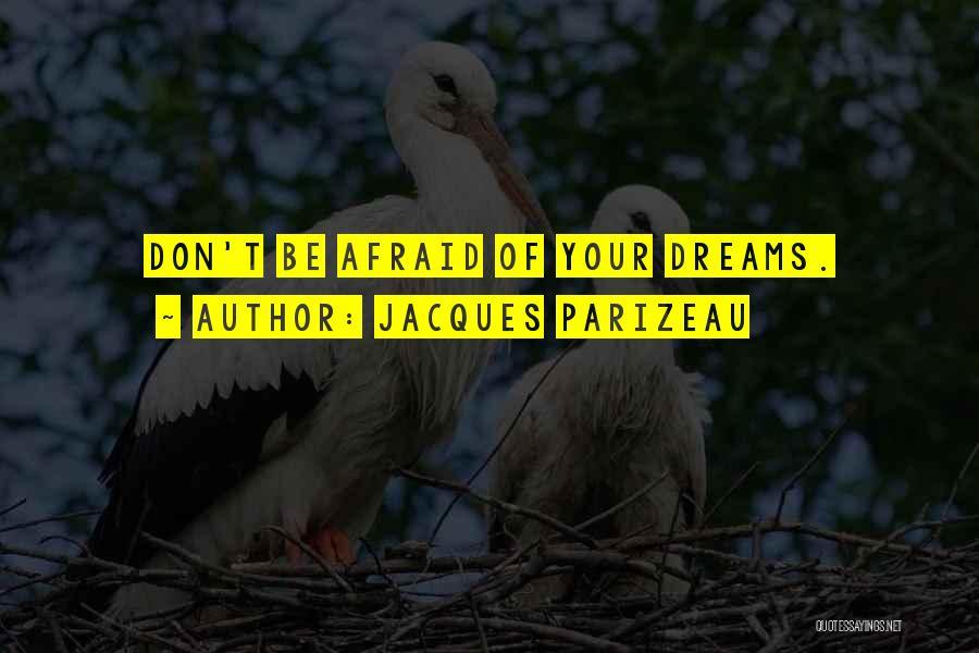 Jacques Parizeau Quotes 1004679