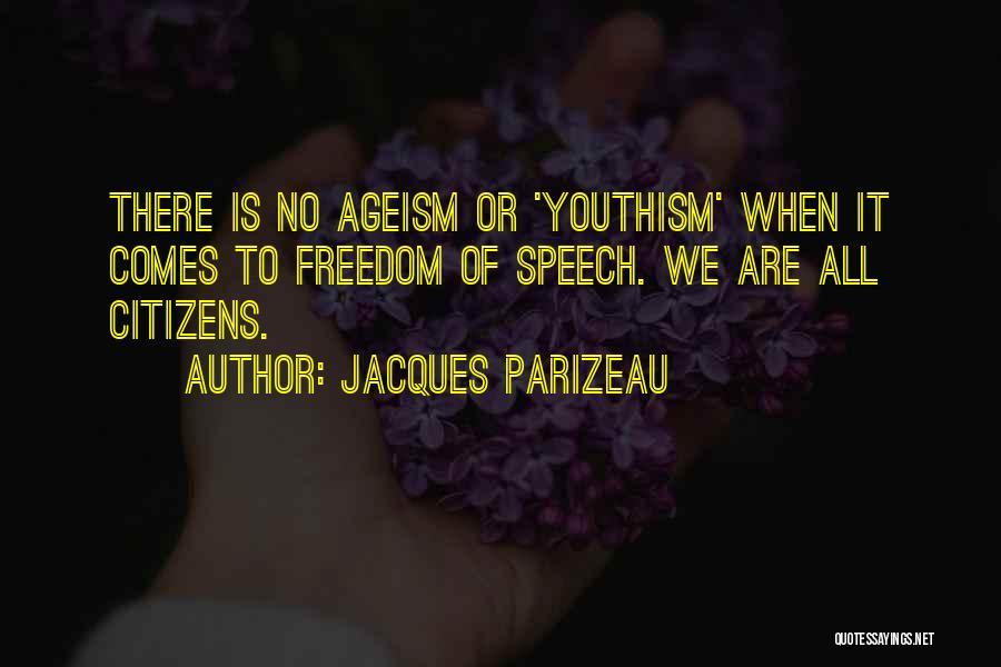 Jacques Parizeau Quotes 1111491