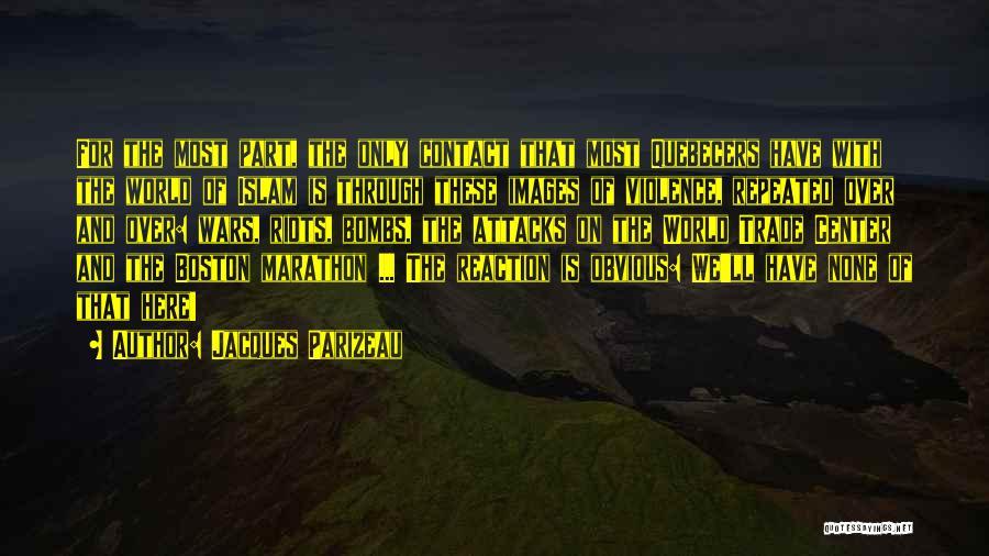 Jacques Parizeau Quotes 925751