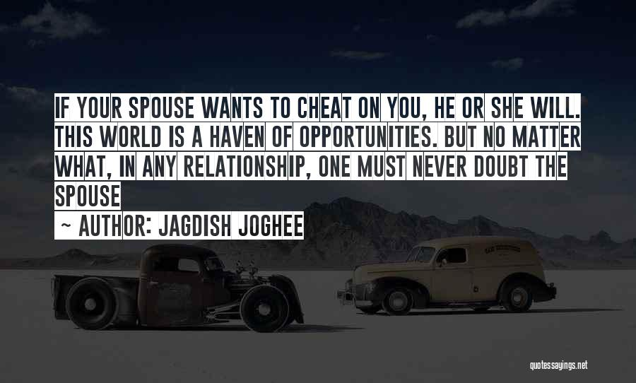 Jagdish Joghee Quotes 1209913