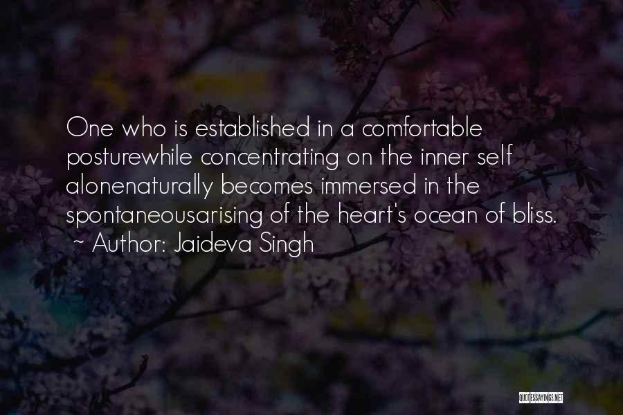 Jaideva Singh Quotes 152388