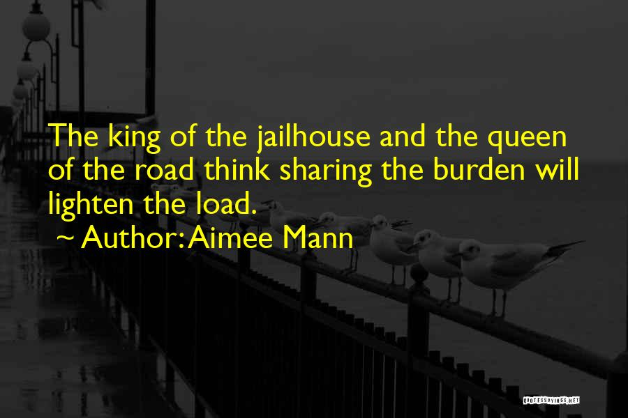 Jailhouse Quotes By Aimee Mann