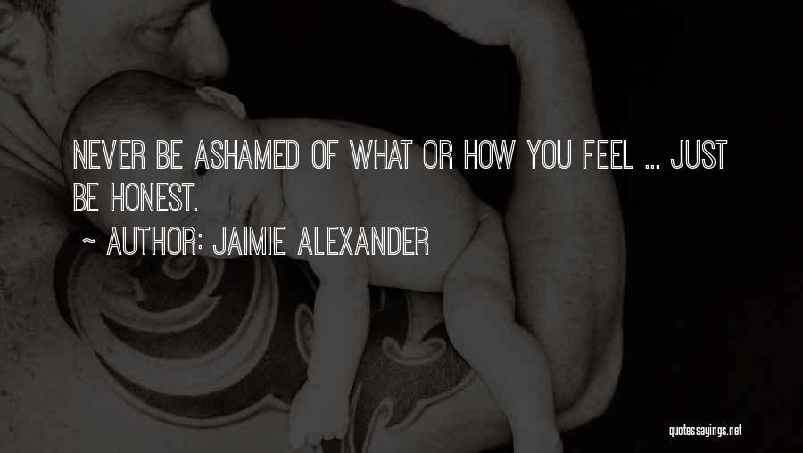Jaimie Alexander Quotes 1654225