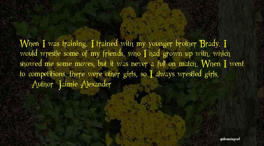 Jaimie Alexander Quotes 2093658
