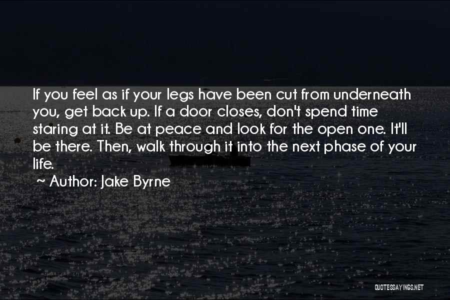 Jake Byrne Quotes 2191876