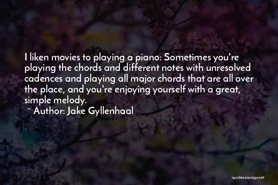 Jake Gyllenhaal Quotes 1055541