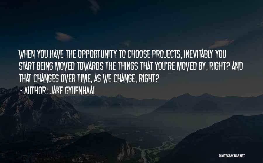 Jake Gyllenhaal Quotes 1991411