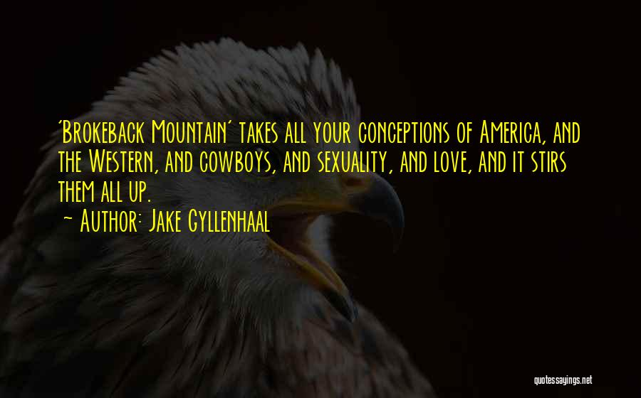 Jake Gyllenhaal Quotes 2203262