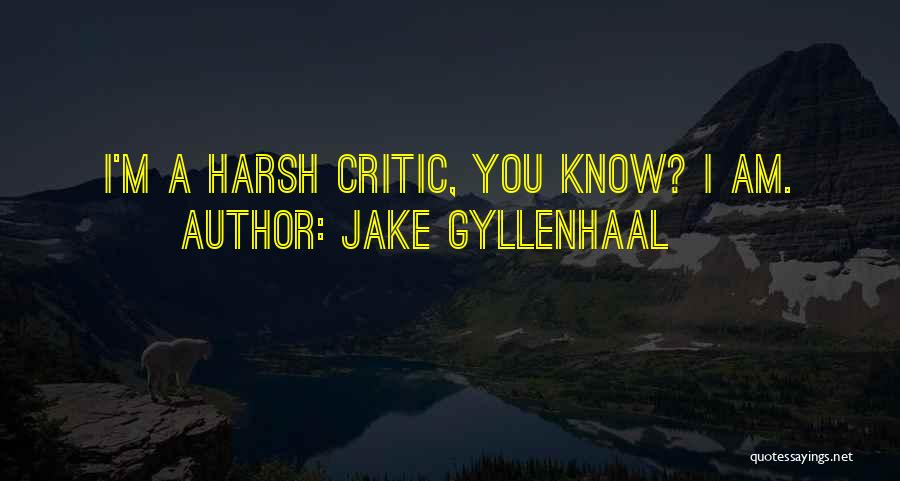 Jake Gyllenhaal Quotes 554246