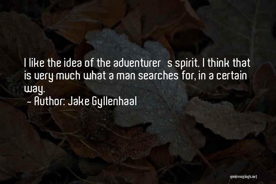 Jake Gyllenhaal Quotes 562827