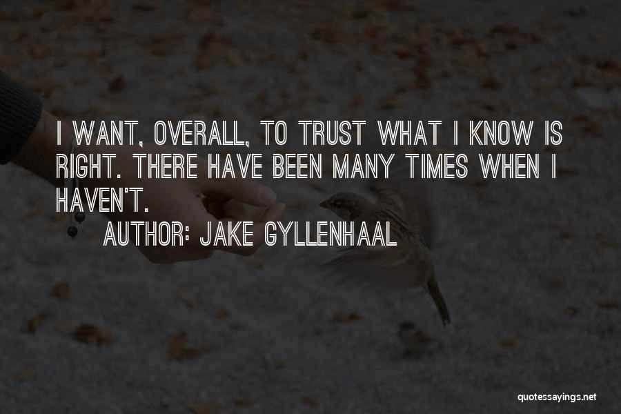 Jake Gyllenhaal Quotes 915179