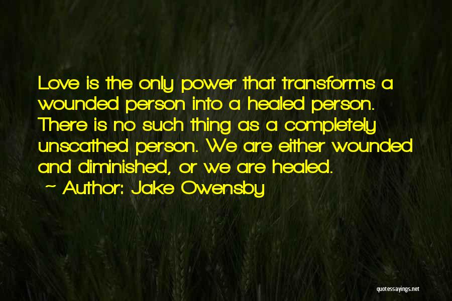 Jake Owensby Quotes 1883510
