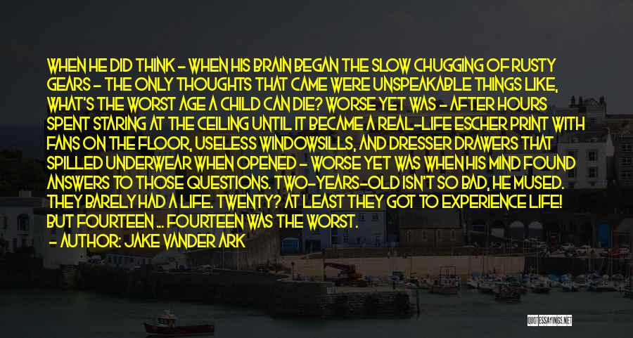Jake Vander Ark Quotes 1200442