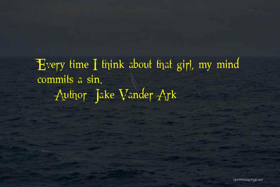 Jake Vander Ark Quotes 1246974