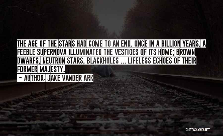 Jake Vander Ark Quotes 1874179