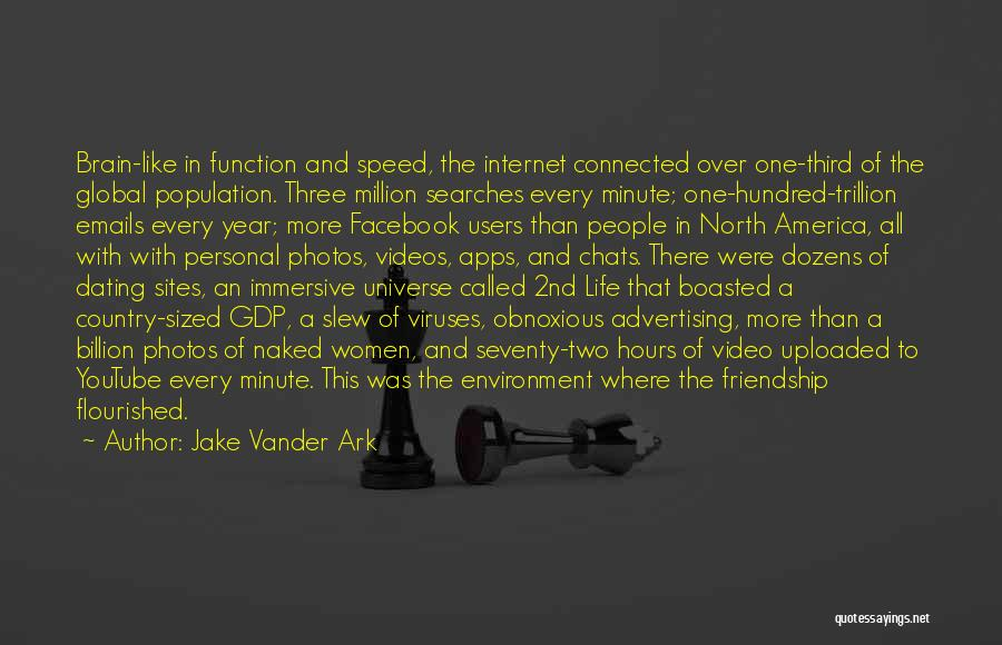 Jake Vander Ark Quotes 948100