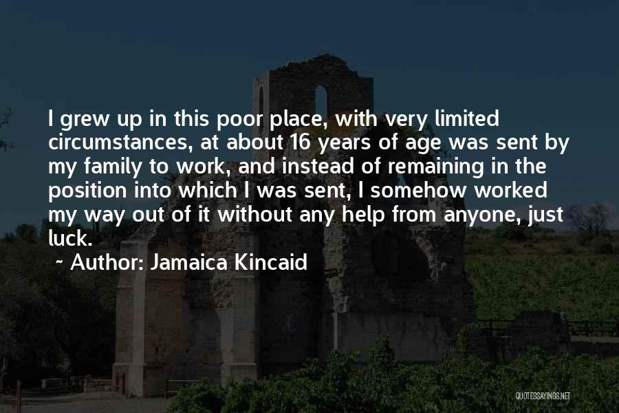Jamaica Kincaid Quotes 1803514