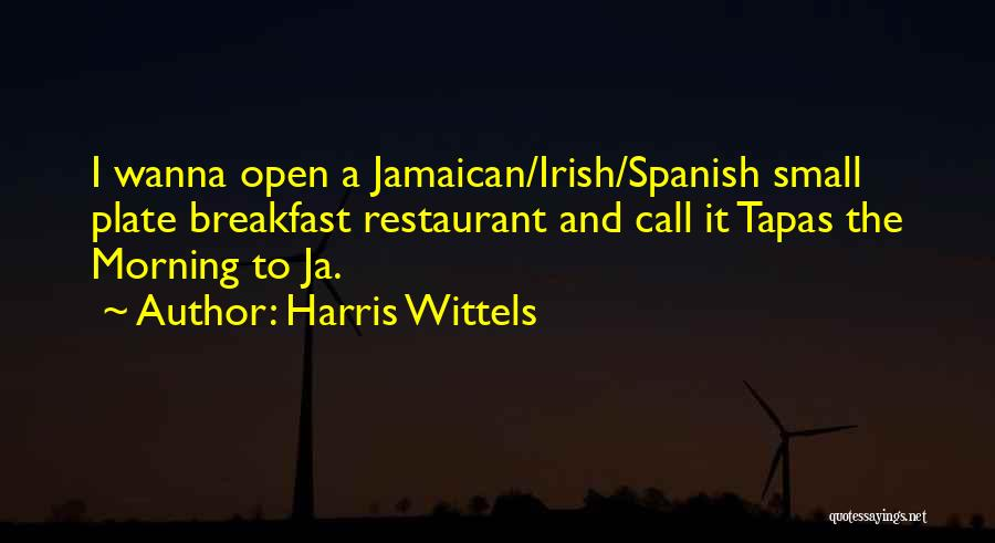 Jamaican Quotes By Harris Wittels