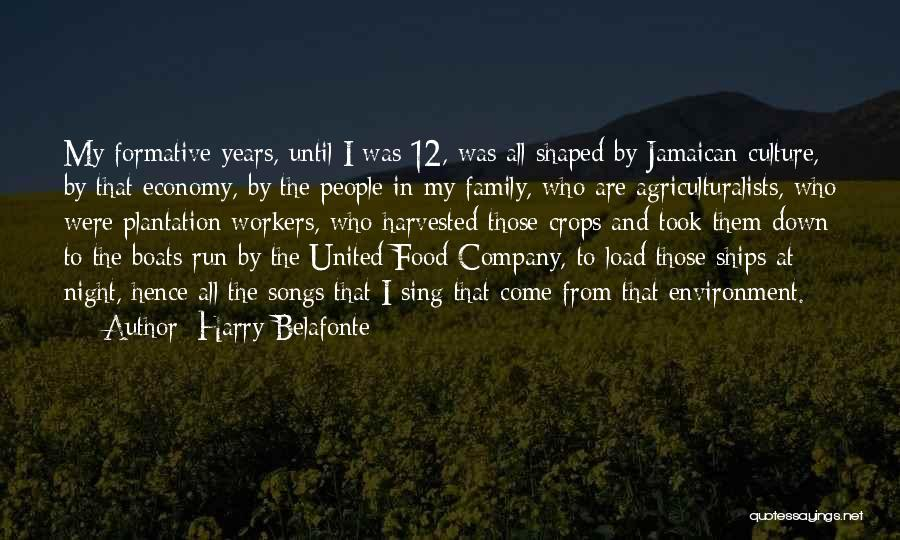 Jamaican Quotes By Harry Belafonte