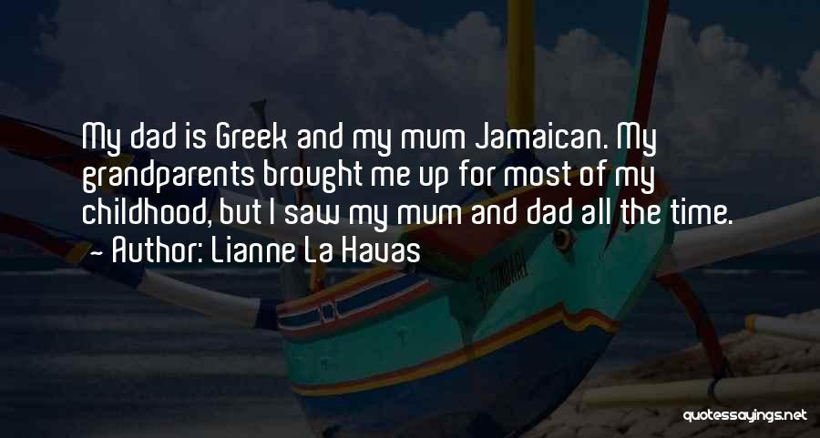 Jamaican Quotes By Lianne La Havas