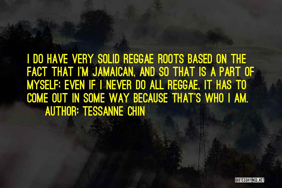 Jamaican Quotes By Tessanne Chin