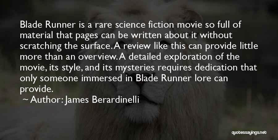 James Berardinelli Quotes 1157657
