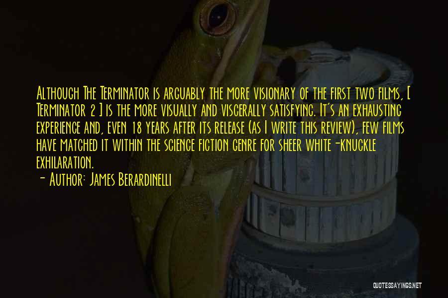 James Berardinelli Quotes 1413388