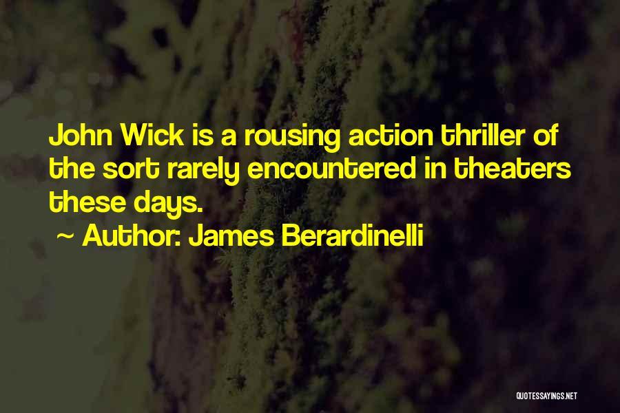 James Berardinelli Quotes 1599732