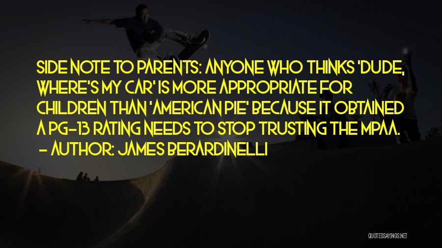 James Berardinelli Quotes 1649006