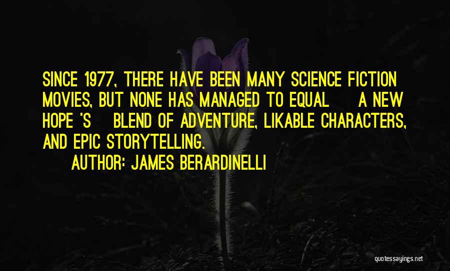 James Berardinelli Quotes 1761700