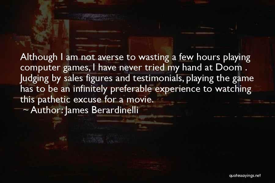 James Berardinelli Quotes 1817865