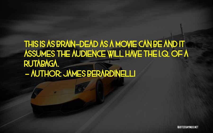 James Berardinelli Quotes 1897048