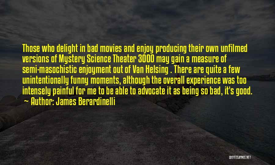 James Berardinelli Quotes 189976