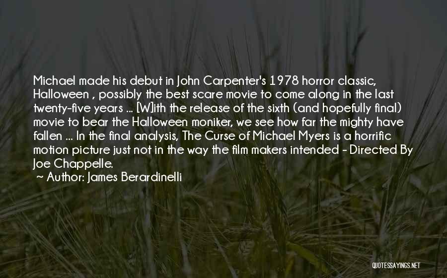 James Berardinelli Quotes 2167171