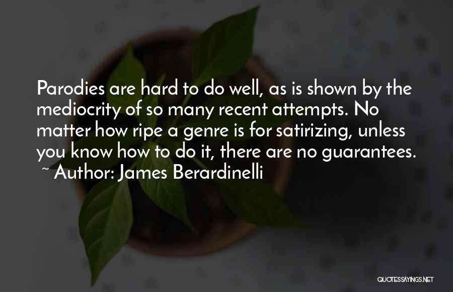 James Berardinelli Quotes 2210133