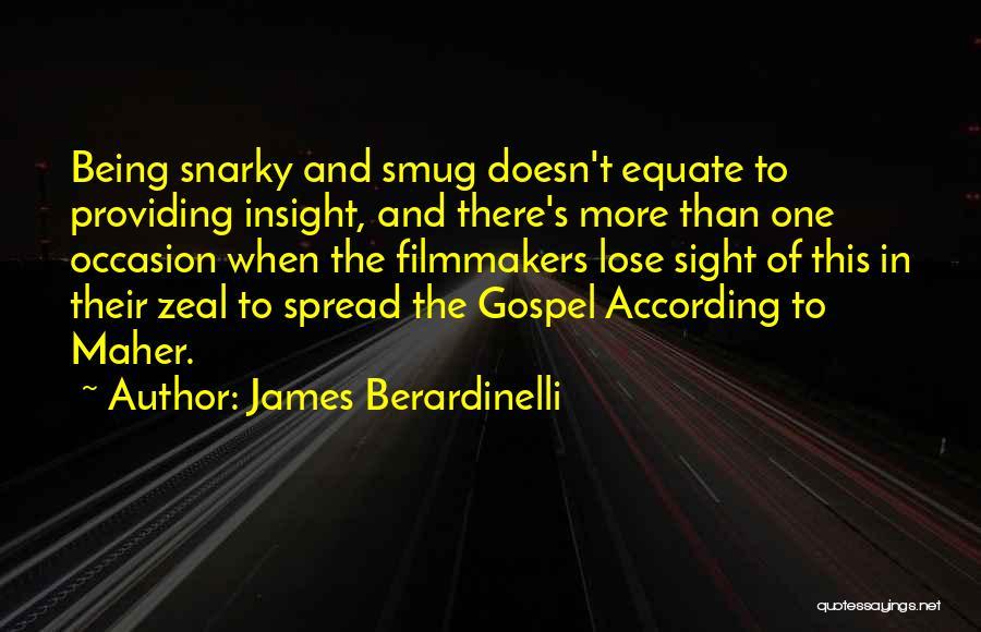 James Berardinelli Quotes 234168